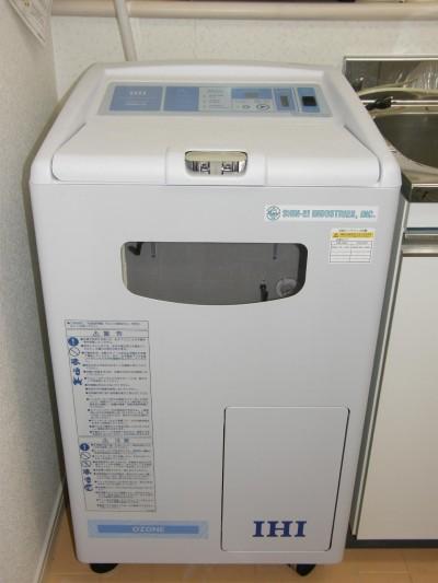 内視鏡洗浄機(オゾン水)